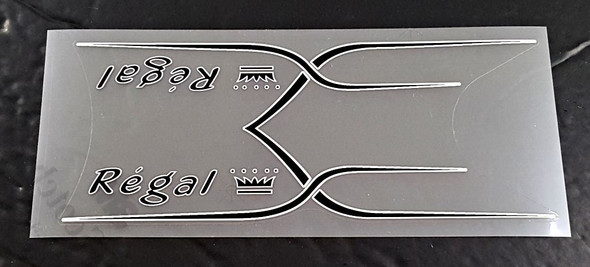Colnago Regal Top Tube Decal Assembly - Choose Colors