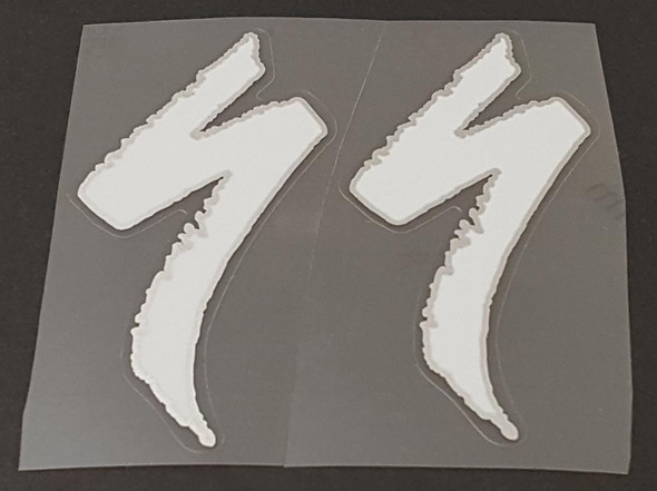 Specialized Logo Seat Tube Large Decals - 1 Pair - Choose Color