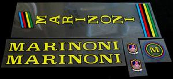 Marinoni Decal Set  (sku 730)