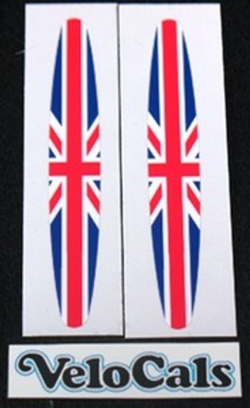 Falcon Seat Stay Decals - 1 Pair (sku 740)