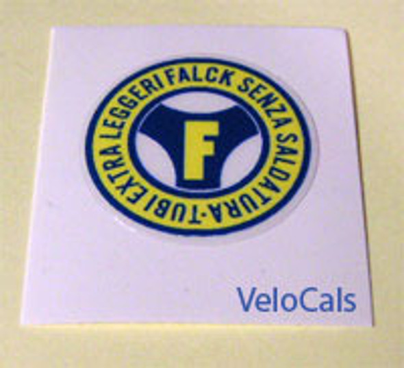 Falck Tubing Decal