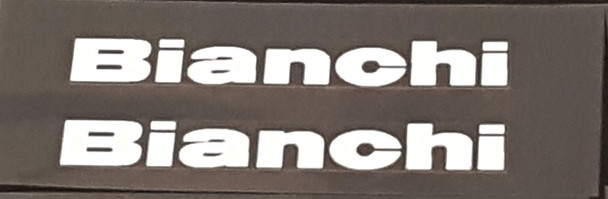 Bianchi Small Decals - 1 Pair (Choose Color)