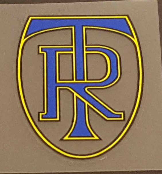 Ritchey Head Badge Decal - Choose Colors