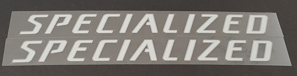 Specialized Top Tube Decals  - 1 Pair - Select Colors