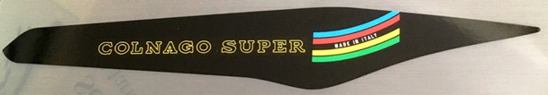 Colnago Super Chain Stay Protector Decal