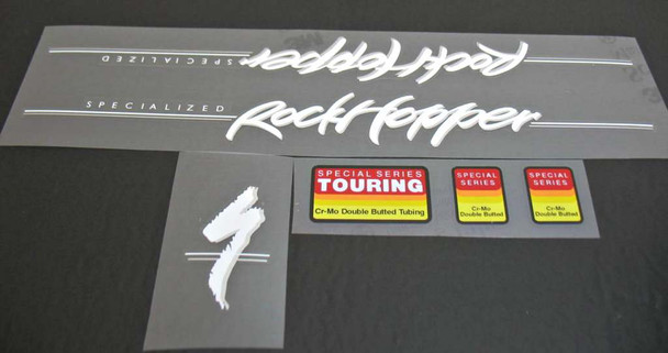 Specialized Rockhopper Decal Set