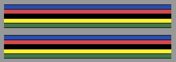 Ritchey Stripes 14.3mm Decals - 1 Pair