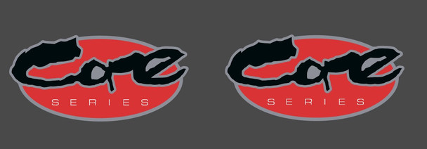 Rocky Mountain Core Series Decals - 1 Pair