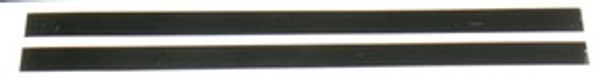 Color Bands - Set of 2 - Choice of Colors and Widths (sku 852)