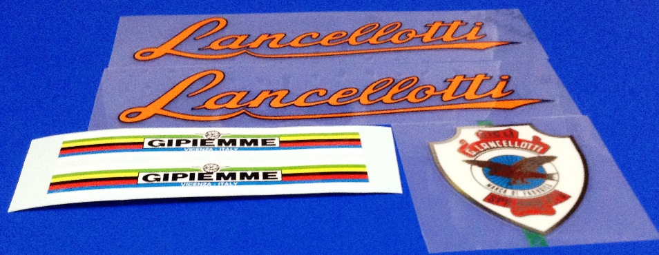 Lancellotti Decal Set