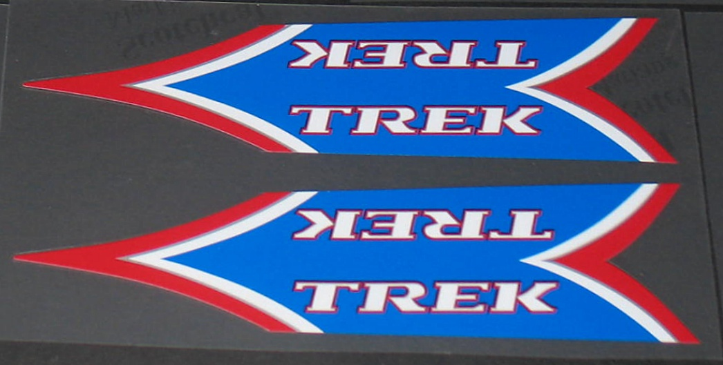 Trek 2001 OCLV Stay Decals - Choice of Colors