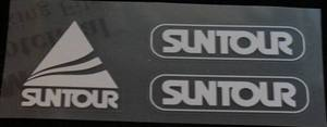 Suntour Component Decal Set of 3 (sku 727)