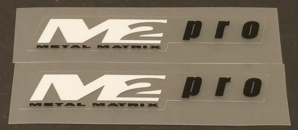 Specialized ME2 Pro Top Tube Decals  - 1 Pair - Choose Colors