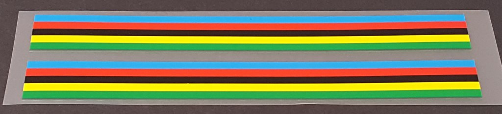 Specialized Colored Bands - 1 Pair