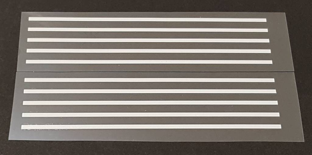 Motobecane Stripes - Set of 10