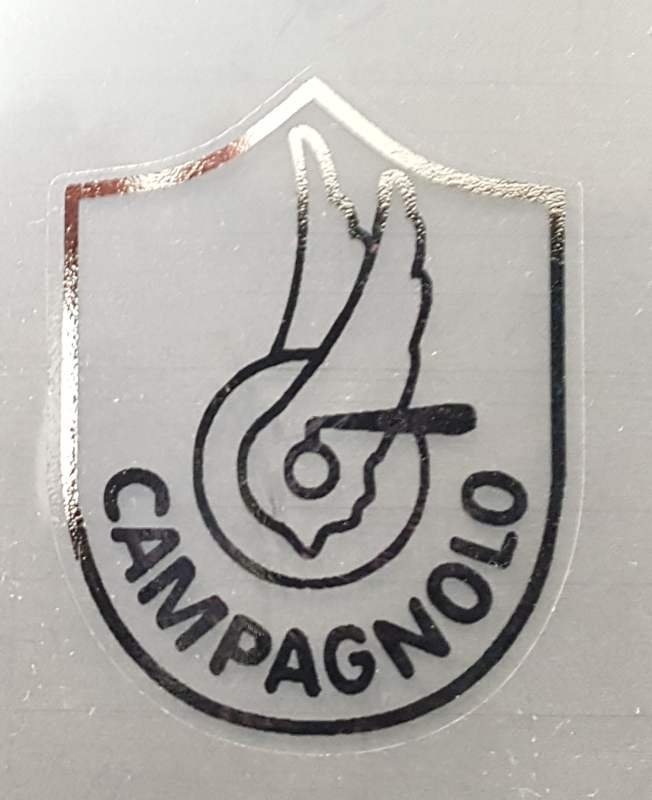 FREE vintage Campagnolo decal! Nervex decal