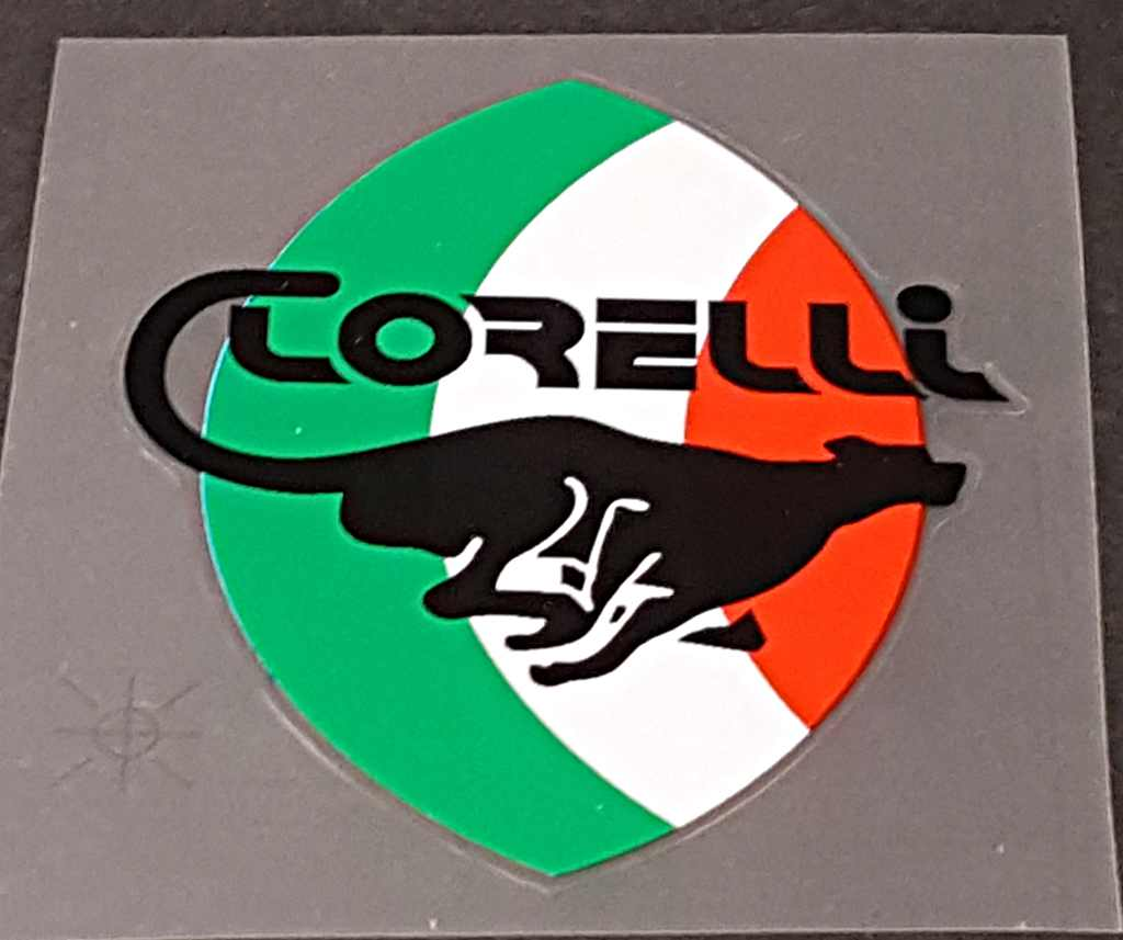 Torelli Head Badge Decal