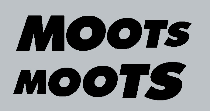 Moots Fork Decals - Taper Right/Left (Small) - 1 Pair - Choose Color