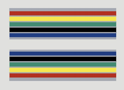 Jack Taylor Bicycle Colored Band Decals - 1 Pair