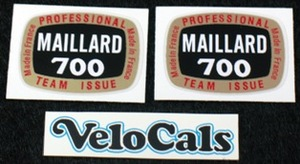 Maillard 700 Spindle Labels Set of 2 (sku 742)
