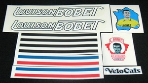 Louison Bobet Decal Set  (sku 792)