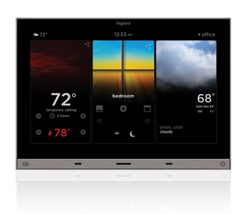 Vantage Equinox 73.  Triple Widget Touchscreen
