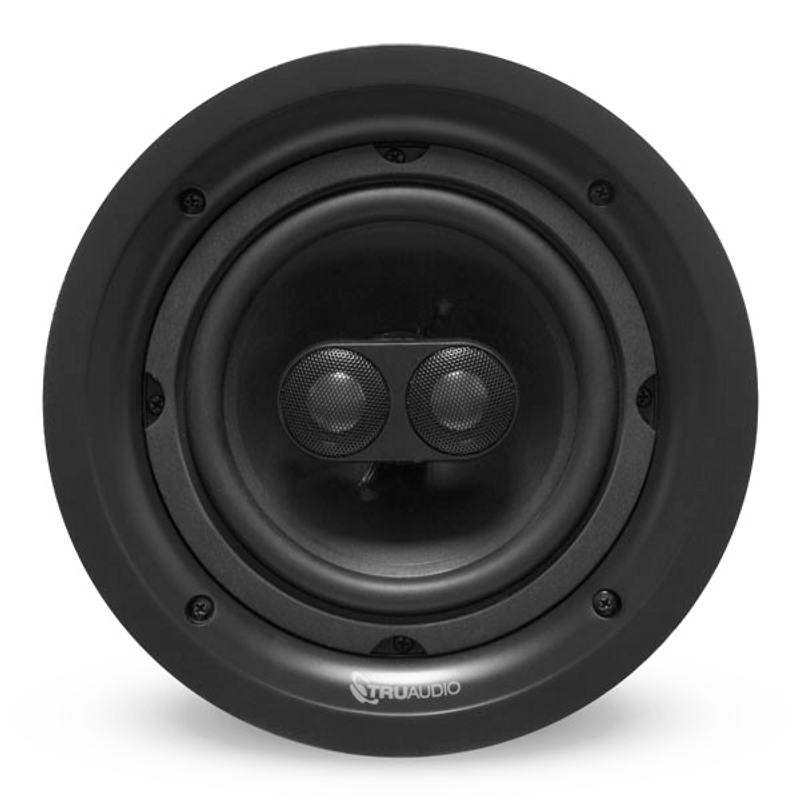 "TruAudio Phantom Series, 2 way 6.5"" Stereo Speaker"