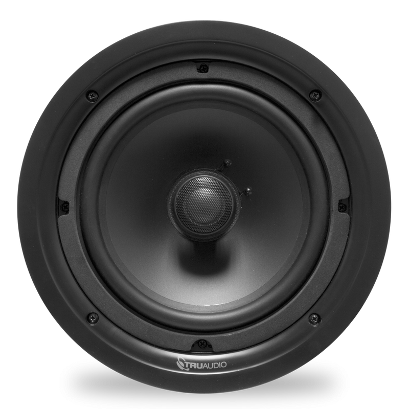 "TruAudio Phantom Series - 2-way In-Ceiling 6.5"" Speaker"