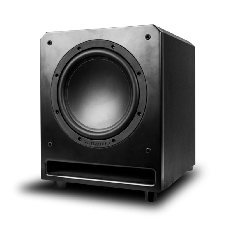 TruAudio SS-10 Powered Slot Subwoofer, 10""