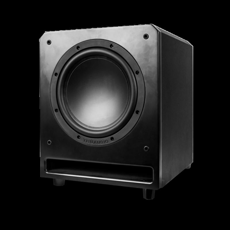 "TruAudio SS-10 Powered Slot Subwoofer, 10"""