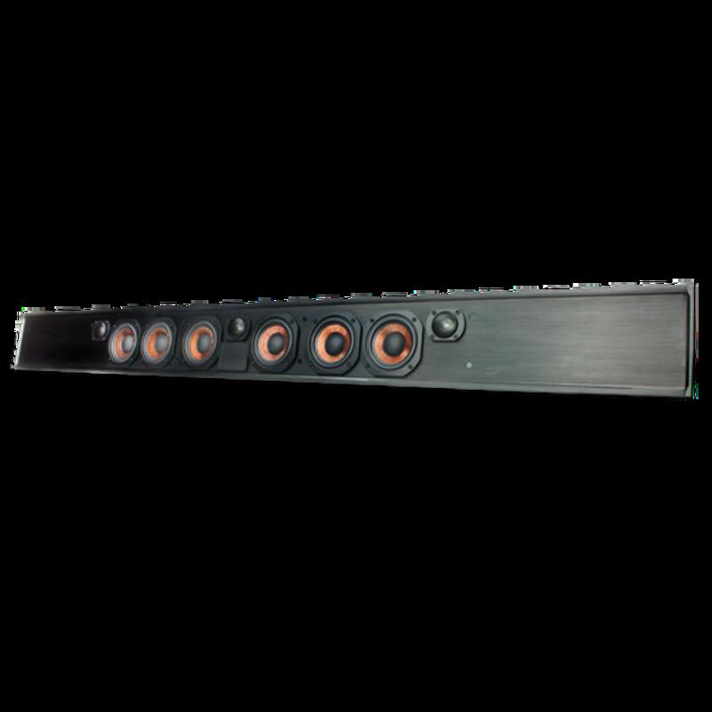 TruAudio Custom Length Passive LCR Soudbar