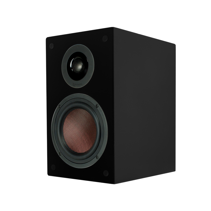"TruAudio BadBoy 6.5"" Premium Bookshelf Speaker - Black"