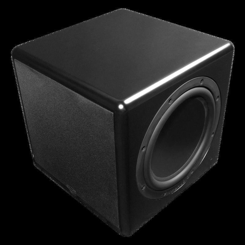 """TruAudio Compact 10"""" Subwoofer"""