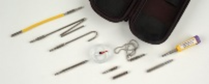 A Complete Tip Kit and Case for Your Creep-Zit System!