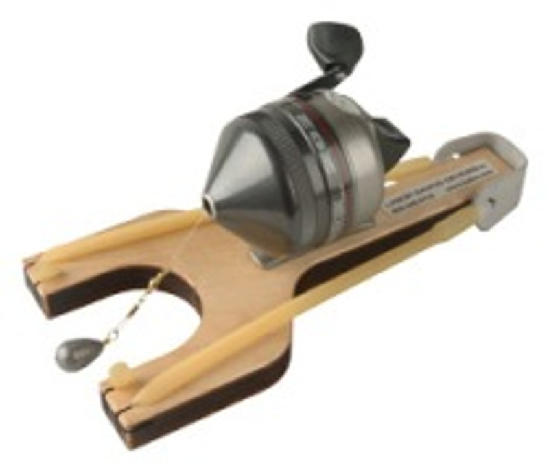 For ultimate accuracy and leverage, shoot the yoke horizontally.