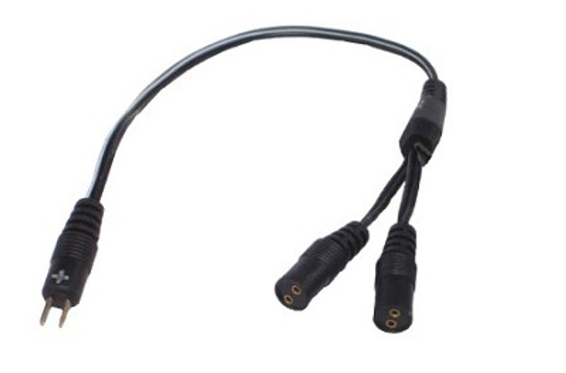 Cool Components Short Power Y-Cable