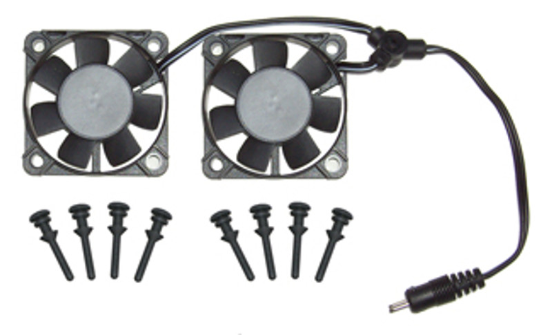 Cool Components Rack Side Cooling Unit (2 Fan)
