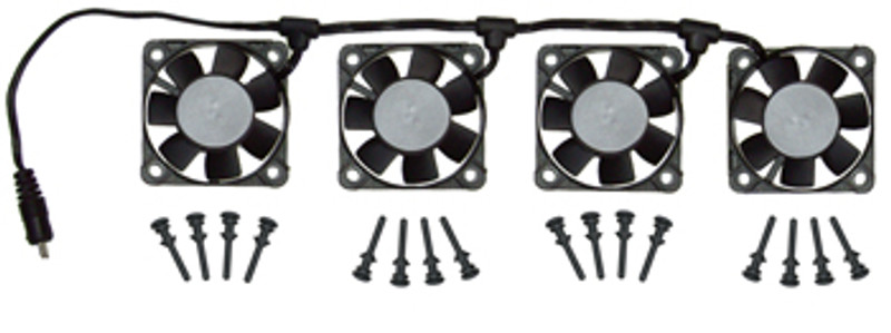 Cool Components Rack Side Cooling Unit (4 Fan)