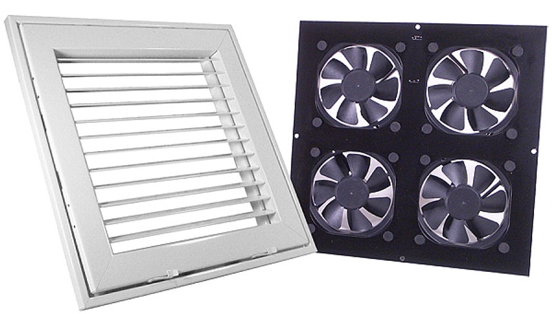 Cool Components Ceiling Vent System