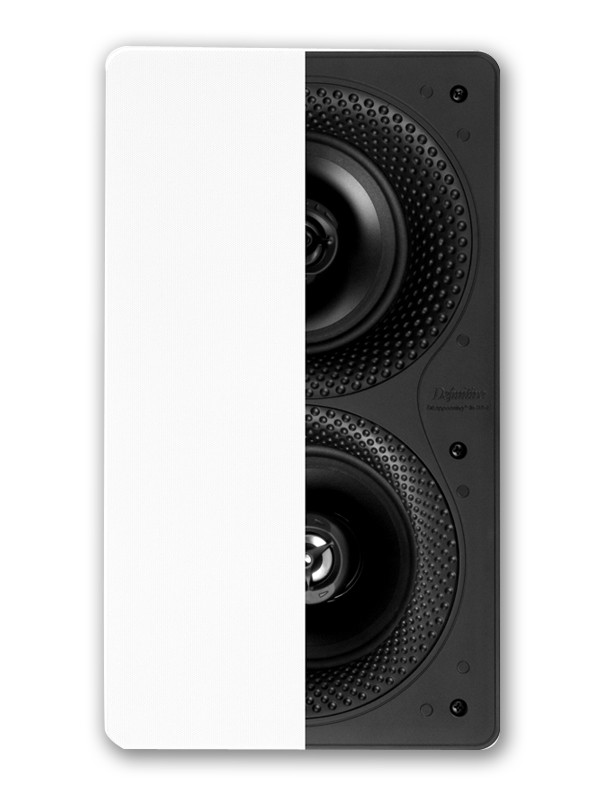 "Definitive Technology Disappearing 5.5"" In-wall Bipolar Speaker was $503.57"