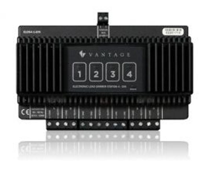 Vantage Electronic Load Dimmer Station DIN