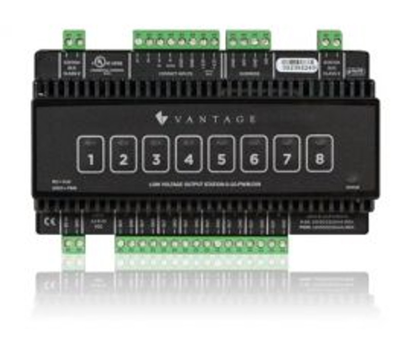 Vantage Low Voltage Output Station (0-10 and PWM)