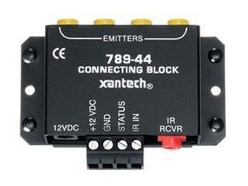 Xantech Connecting Block W/Control out status