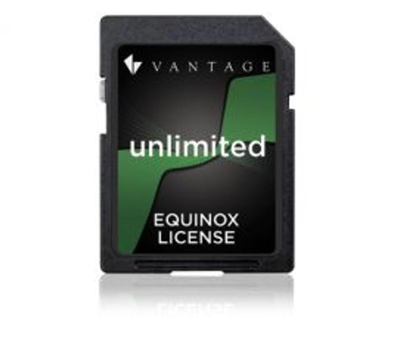 Vantage Equinox App License Unlimited Pack