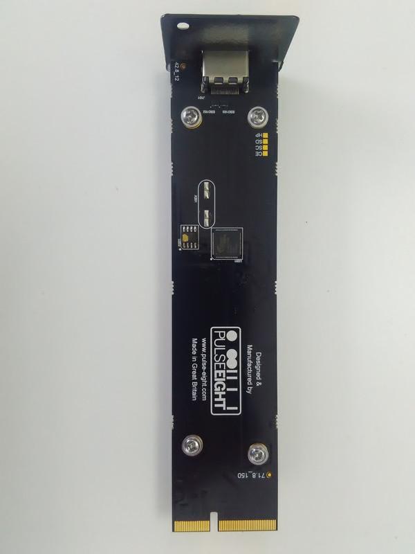 Pulse-Eight Modular HDCP 2.2 HDMI Output Upgrade