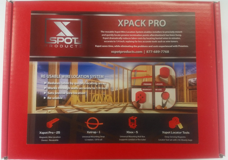Xspot Xpack Pro was $1,050.30 now...