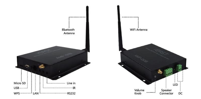 iEast Stream Amp i50B