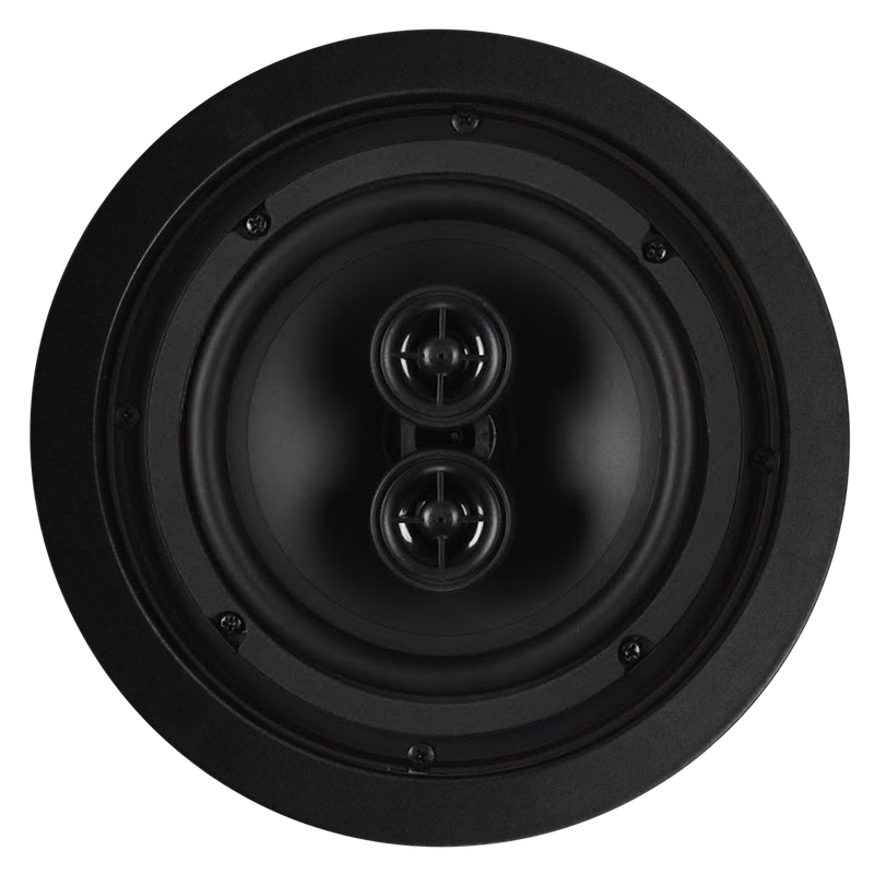 "Phase Technology Custom 6.5"" In-Ceiling Stereo Speaker"