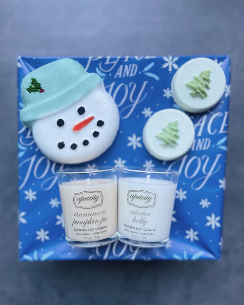 DELUXE HOLIDAY GIFT SET