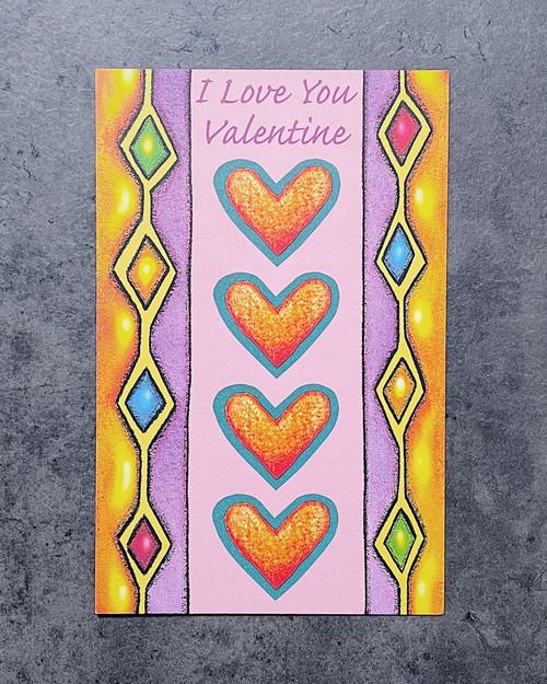 I Love You... | VALENTINE'S DAY CARD